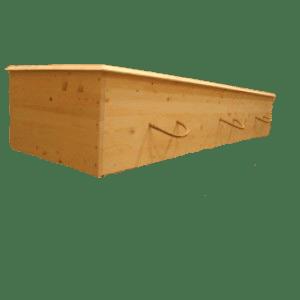 Eco-Pine Casket