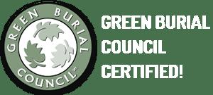 Green burial council certified