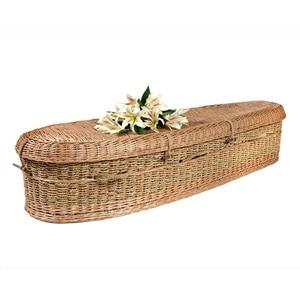 Eco-Friendly Caskets & Shrouds ~ prices effective May 2018