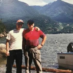 Dad & Mark 2