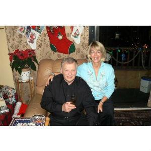 Dad & Sylvia
