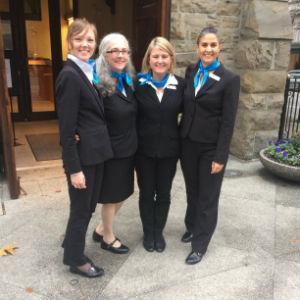 All women team_Grayston service 2017 webready