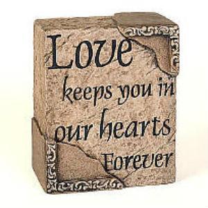 Love Urn keepsake