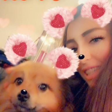 Kayleigh and Pup